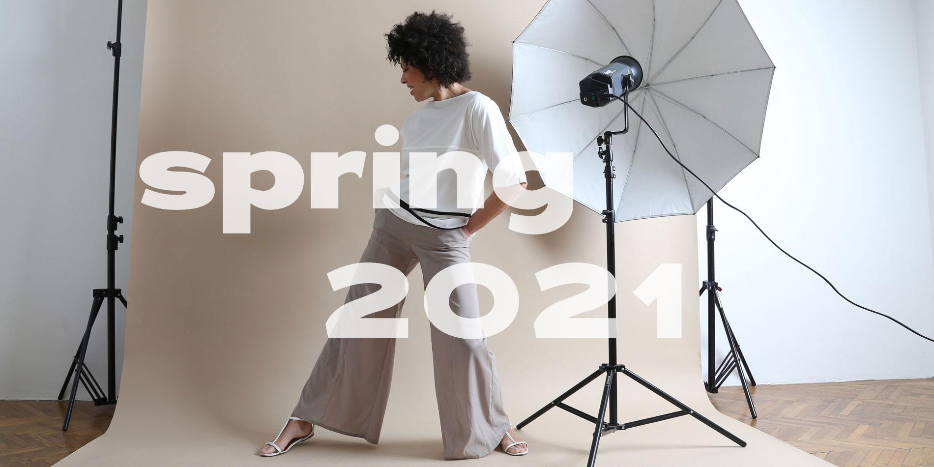 FRÜHLING-SOMMER 2021